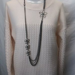 NWT🍀 100% Cashmere Sweater
